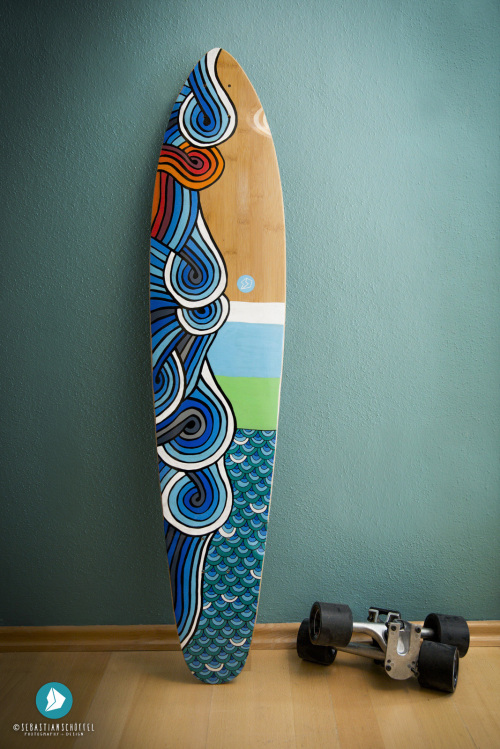 JUCKER BOARDS - Painted by Sebastian Schöffel