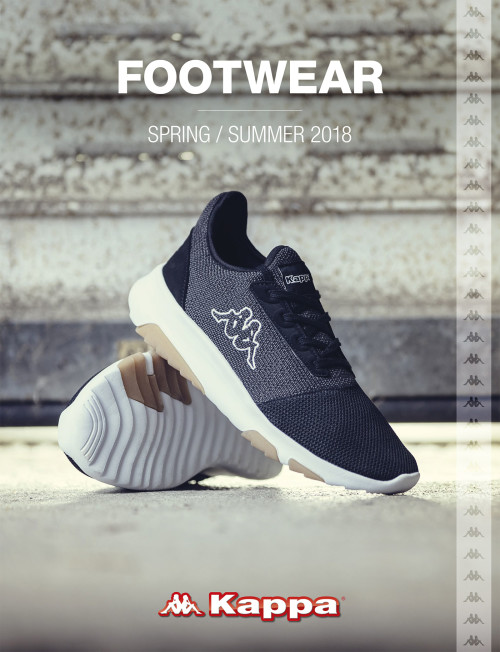 kappa - FOOTWEAR Spring/Summer 2018 Catalog