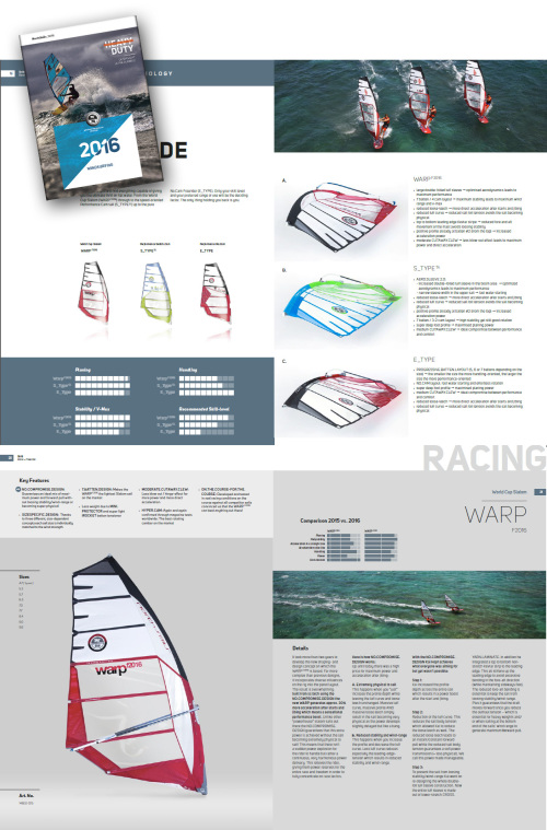 Product Shots NORTH WINDSURF 2016