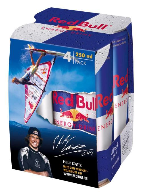 RED BULL Packshots