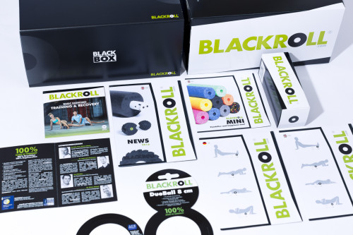 BLACKROLL Corporate Design